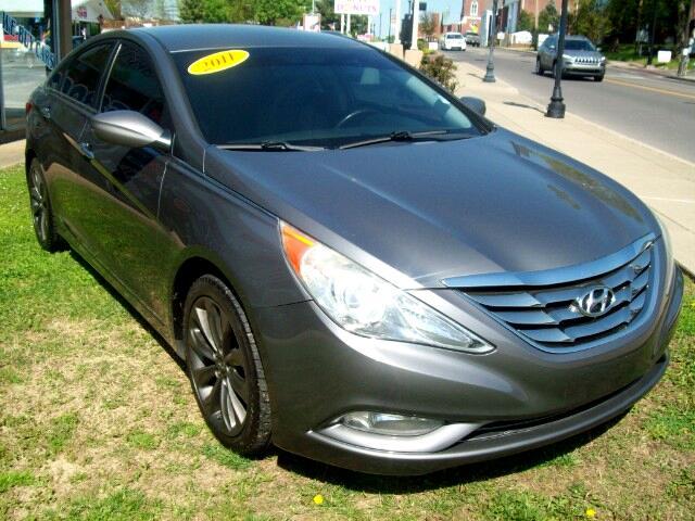2011 Hyundai Sonata SE Auto