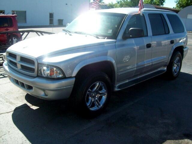 2002 Dodge Durango R/T 4WD