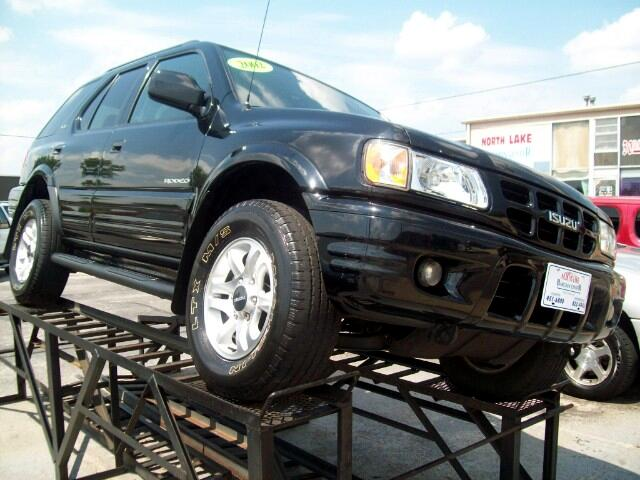 2002 Isuzu Rodeo LS 2WD