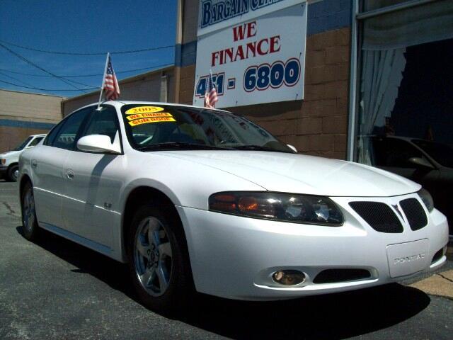 2005 Pontiac Bonneville SLE
