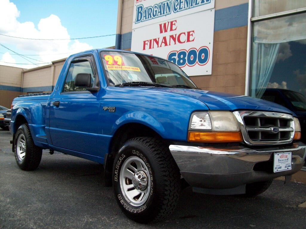 1999 Ford Ranger XLT Reg. Cab Short Bed 2WD