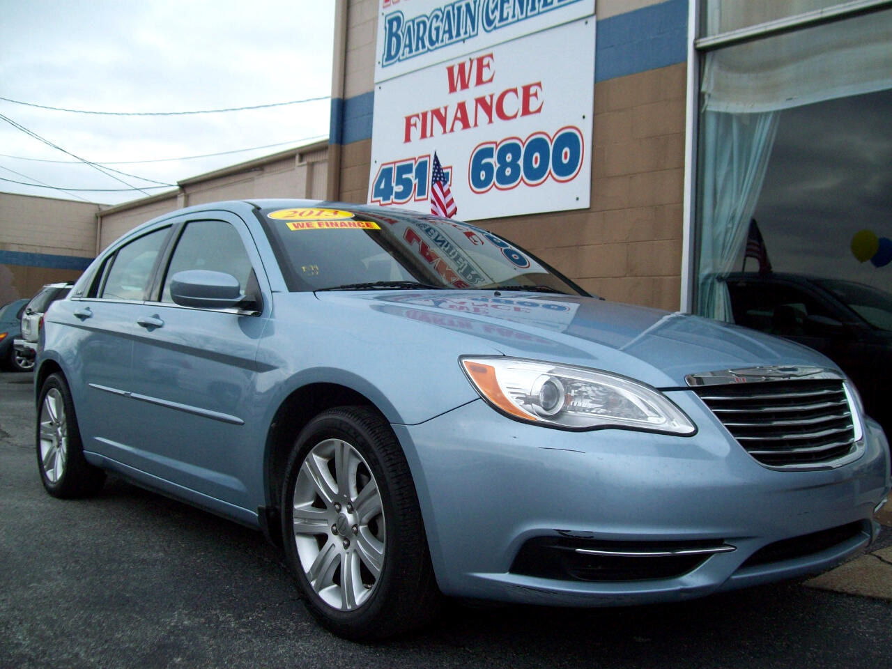 2013 Chrysler 200 Touring
