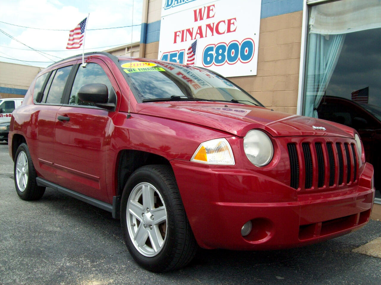 2009 Jeep Compass Sport 4WD
