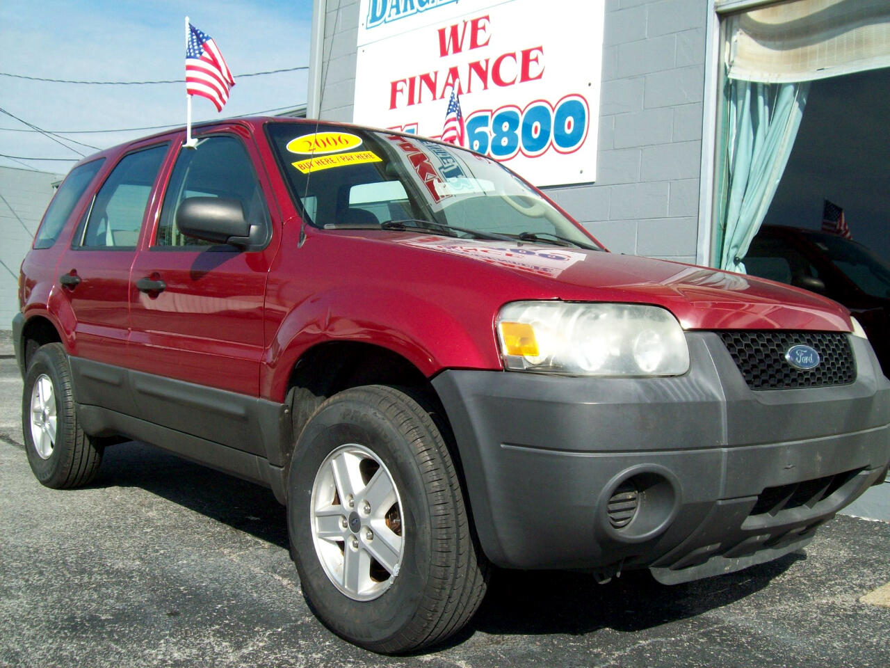Ford Escape XLS 2WD 2006