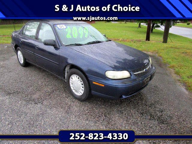 2001 Chevrolet Malibu 4dr Sdn LS