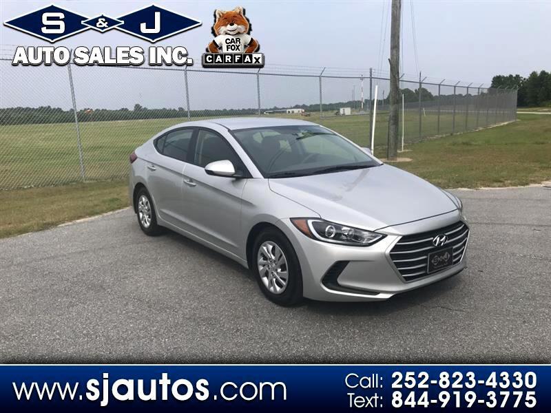 Hyundai Elantra SE 6AT 2018