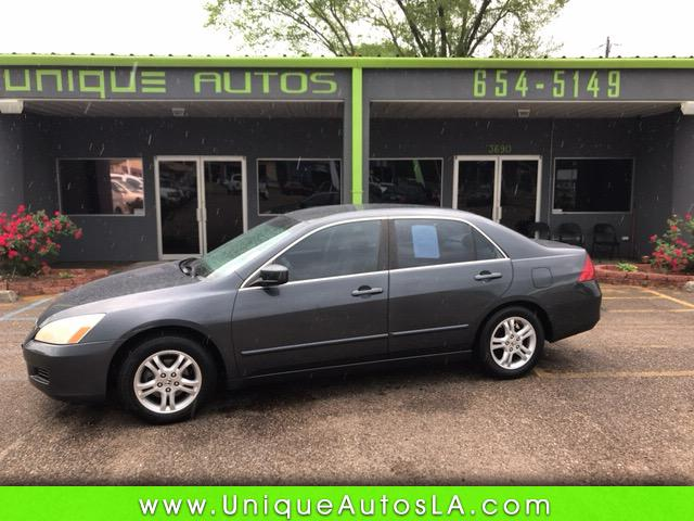2006 Honda Accord LX SE Sedan AT