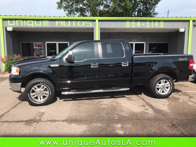 2007 Ford F-150 Lariat SuperCrew 6.5-ft. Bed 4WD