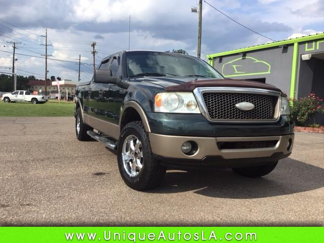 2006 Ford F-150 Lariat SuperCrew 6.5-ft. Bed 2WD