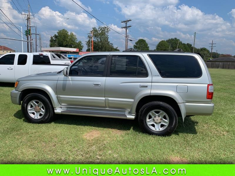 2000 Toyota 4Runner Limited 2WD