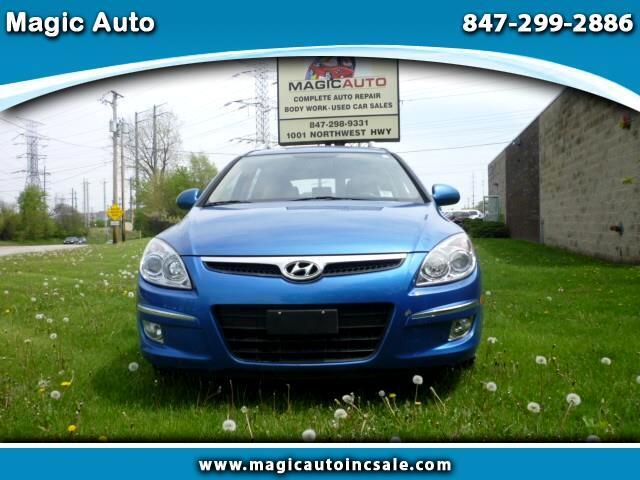 2011 Hyundai Elantra Touring GLS Automatic