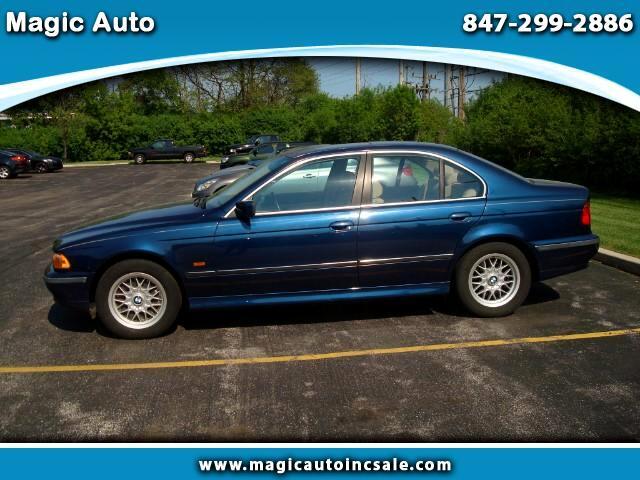 1999 BMW 5-Series 528i