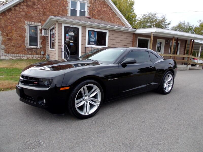 2013 Chevrolet Camaro Coupe 2LT