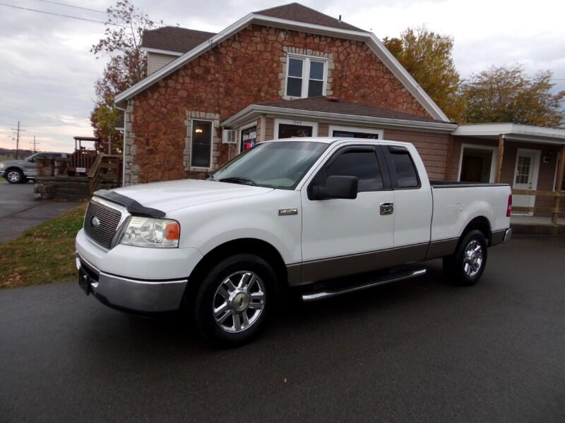2006 Ford F-150 2WD SuperCab 145