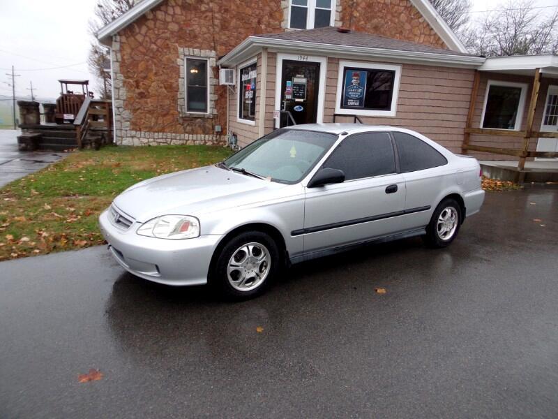 1999 Honda Civic HX coupe