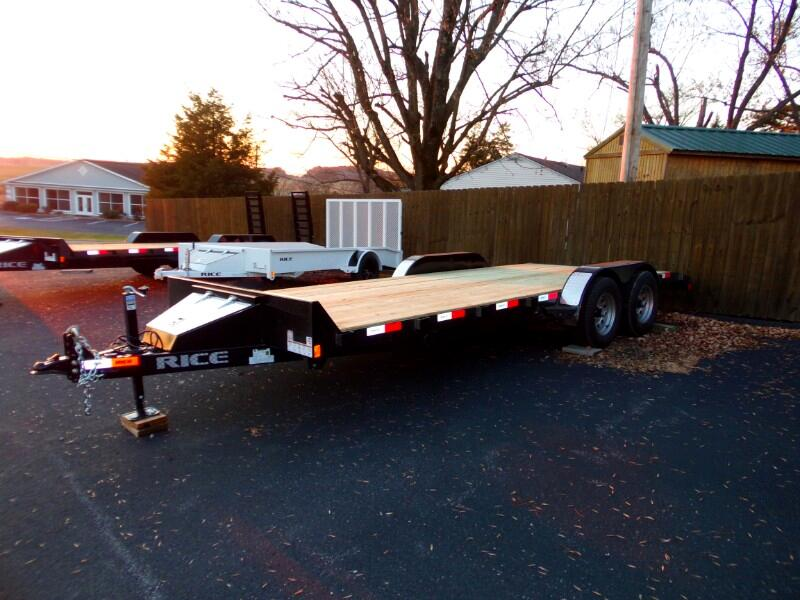 2019 Rice 9900 Magnum Flatbed CAR HAULER