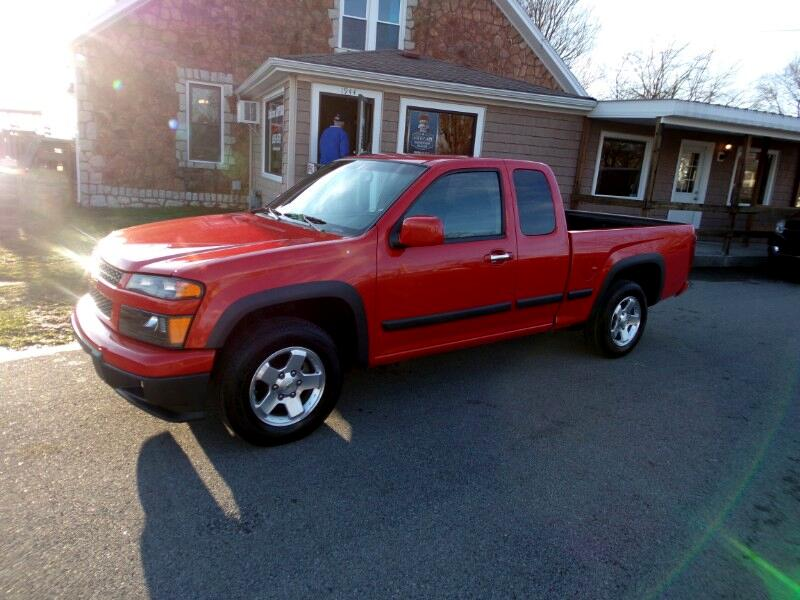 2009 Chevrolet Colorado Ext. Cab 2WD