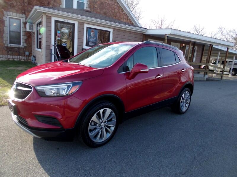 2018 Buick Encore Preferred FWD