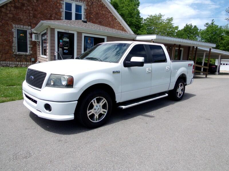 2008 Ford F-150 FX2 SuperCrew 2WD