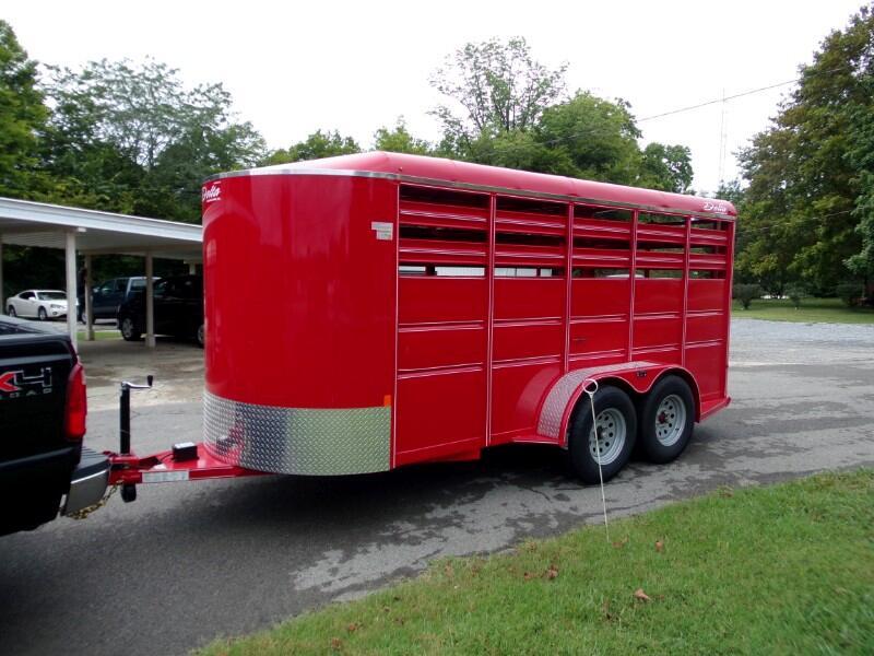 2020 Delta 500 ES stock trailer