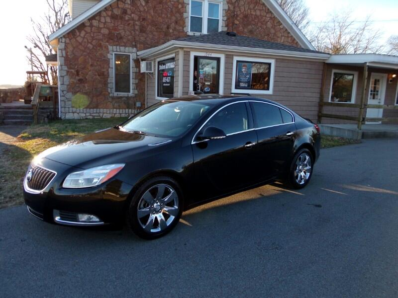 Buick Regal Turbo Premium 1 2013
