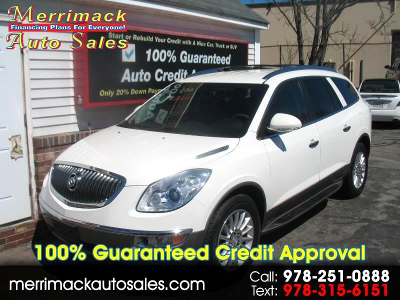 2012 Buick Enclave 3RD ROW SEATIMG