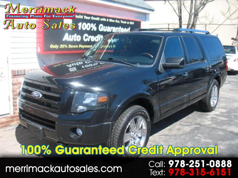 2010 Ford Expedition LIMITED 3RD ROW SEATING