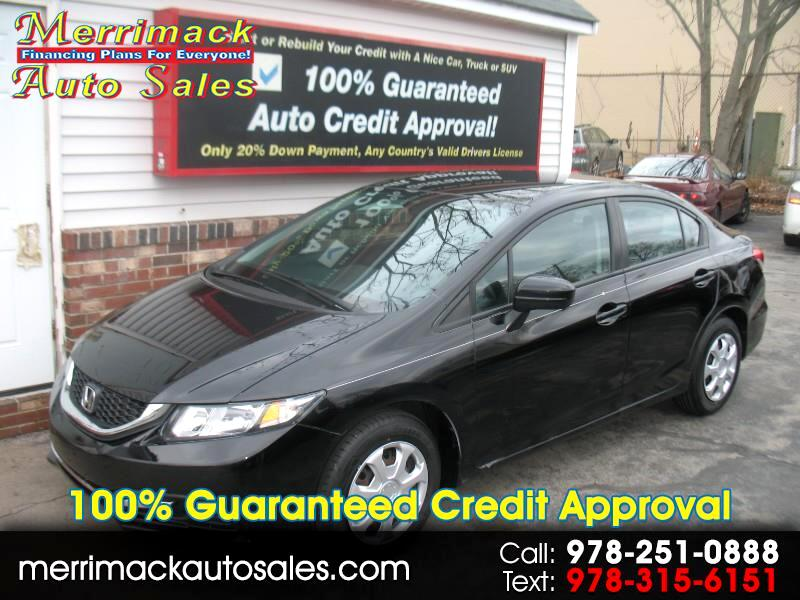 2014 Honda Civic LOW MILES