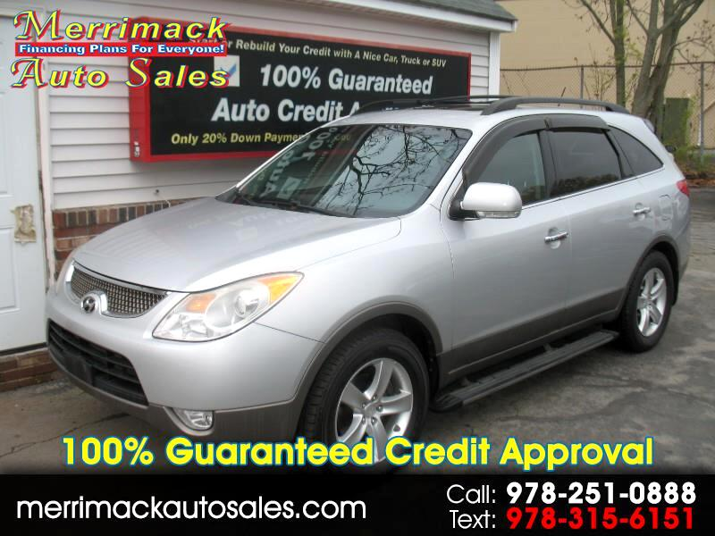 2008 Hyundai Veracruz LIMITED 3RD ROW SEATING