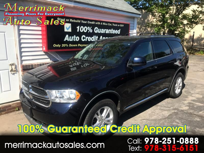 2011 Dodge Durango LOW MILES MOON ROOF