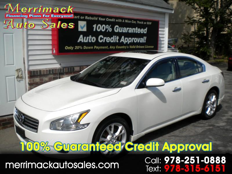 2014 Nissan Maxima LOW MILES MOON ROOF