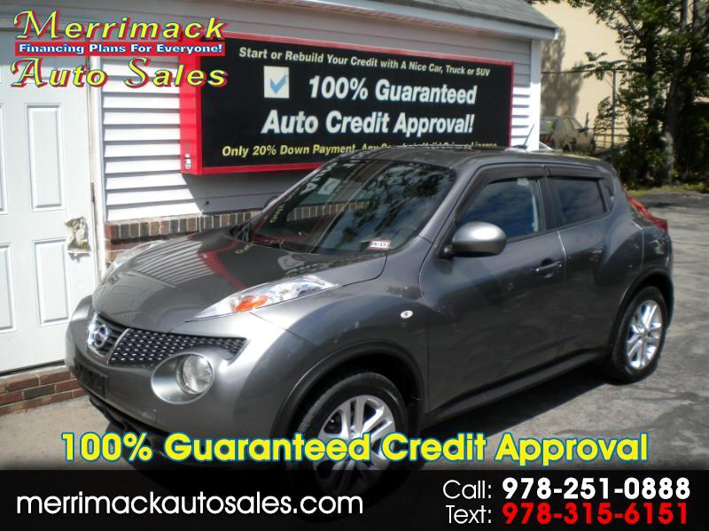 2012 Nissan Juke ONE OWNER NAV