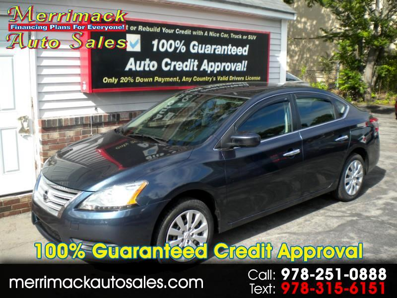 2015 Nissan Sentra LOW MILES