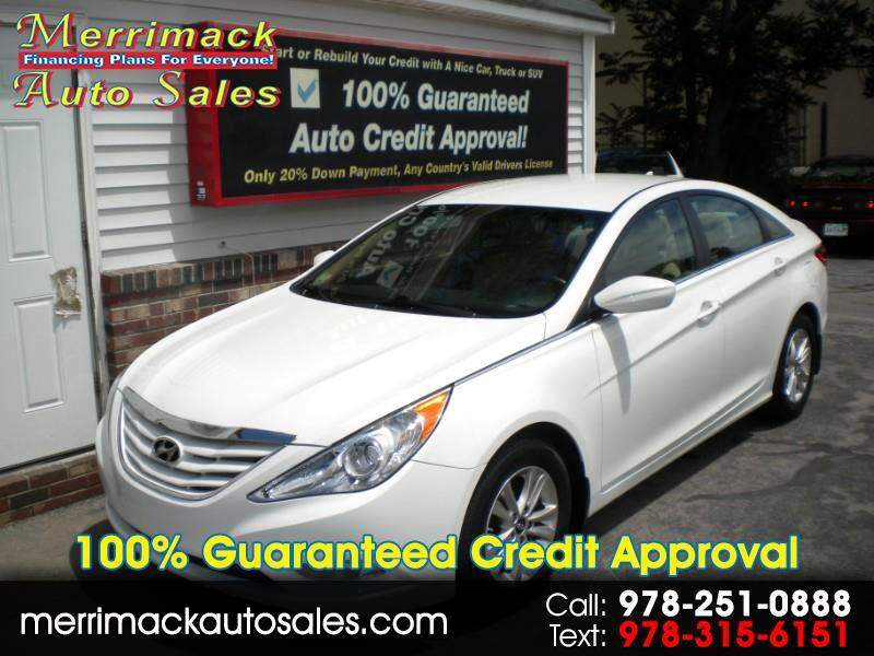 2013 Hyundai Sonata ONE OWNER SPORTY