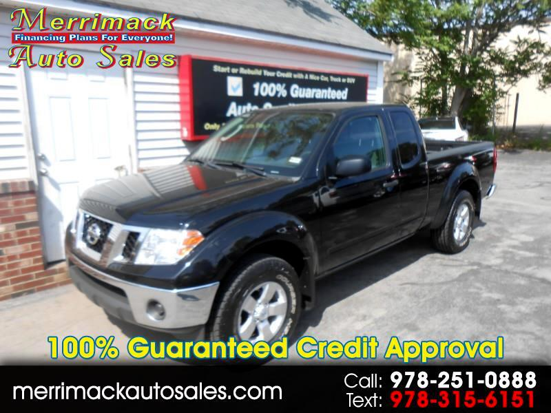 2010 Nissan Frontier KING CAB ONE OWNER