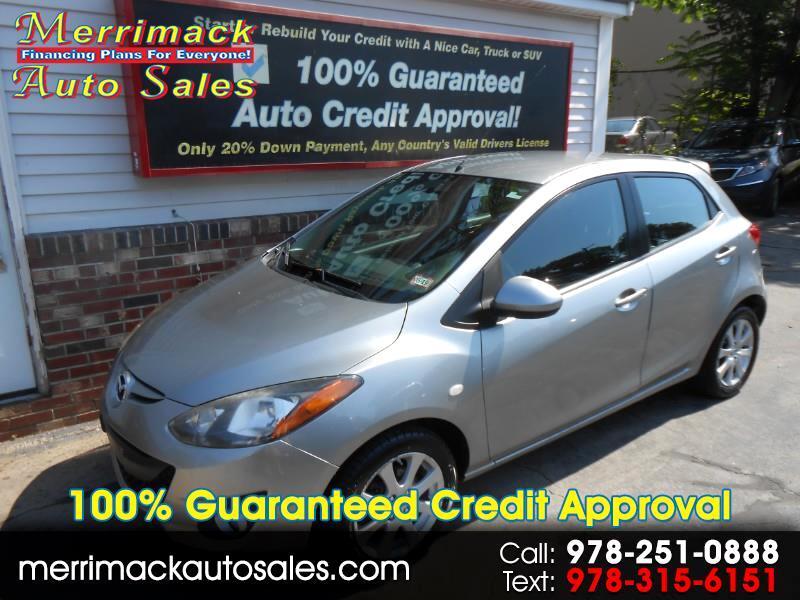 2012 Mazda MAZDA2 GAS SAVER