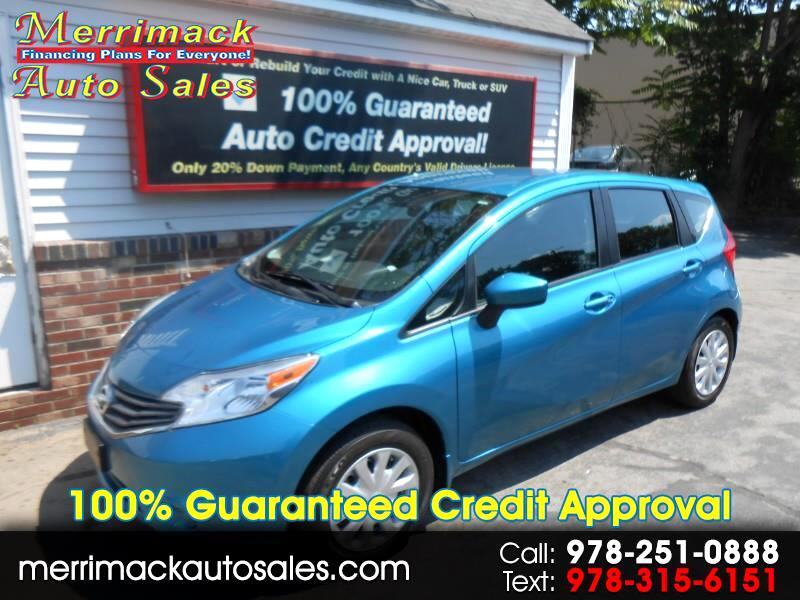 2015 Nissan Versa Note BLUETOOTH