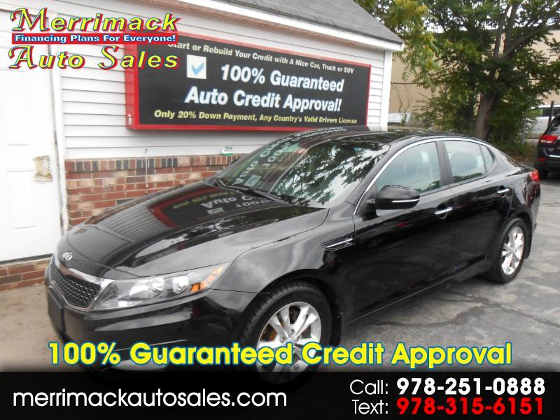 2013 Kia Optima LEATHER