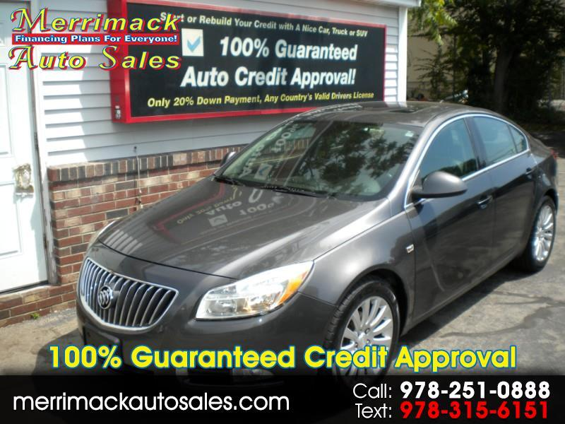 2011 Buick Regal LEATHER SPORTY