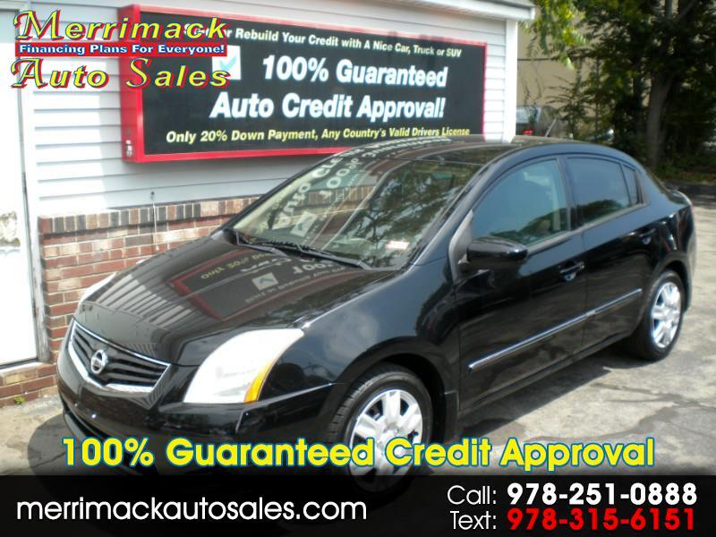 2012 Nissan Sentra LOW MILES