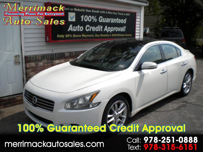 2011 Nissan Maxima GLASS ROOF LEATHER