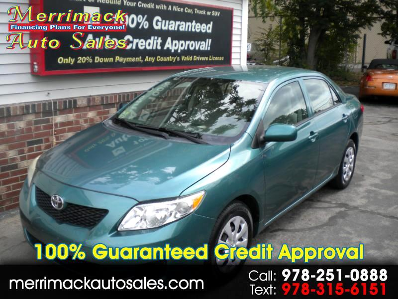 2010 Toyota Corolla GAS SAVER