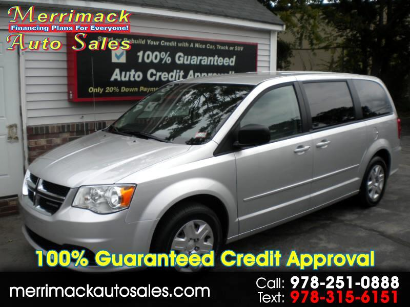 2011 Dodge Grand Caravan EXPRESS ONE OWNER