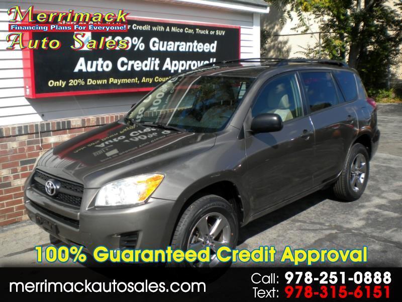 2012 Toyota RAV4 AWD GAS SAVER