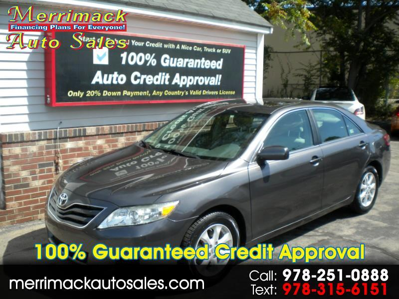 2011 Toyota Camry LOW MILES