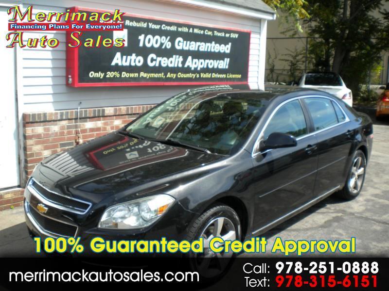 2011 Chevrolet Malibu LOW MILES