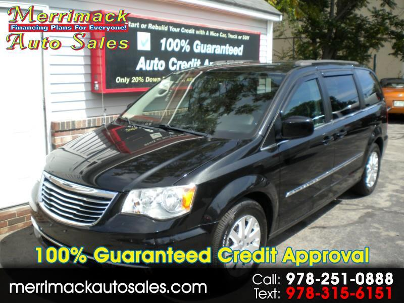 2013 Chrysler Town & Country TOURING LEATHER
