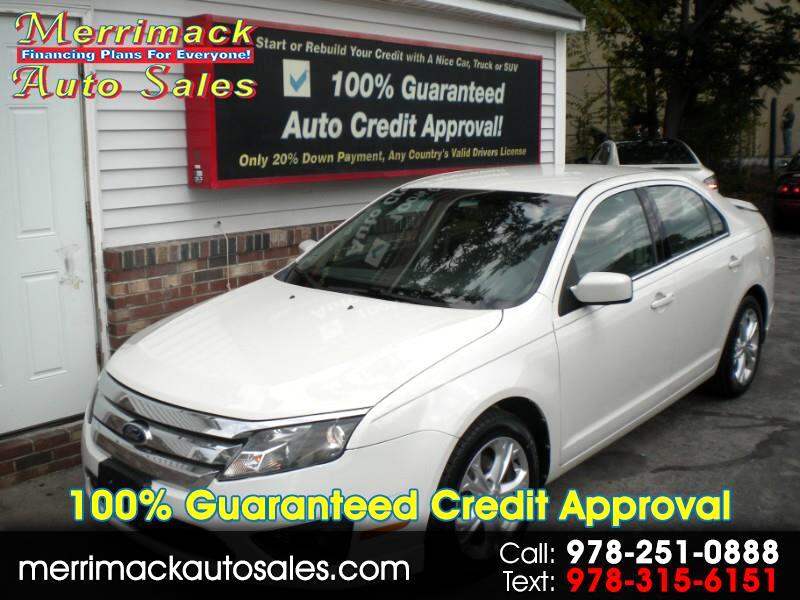 2012 Ford Fusion SE SPORTY