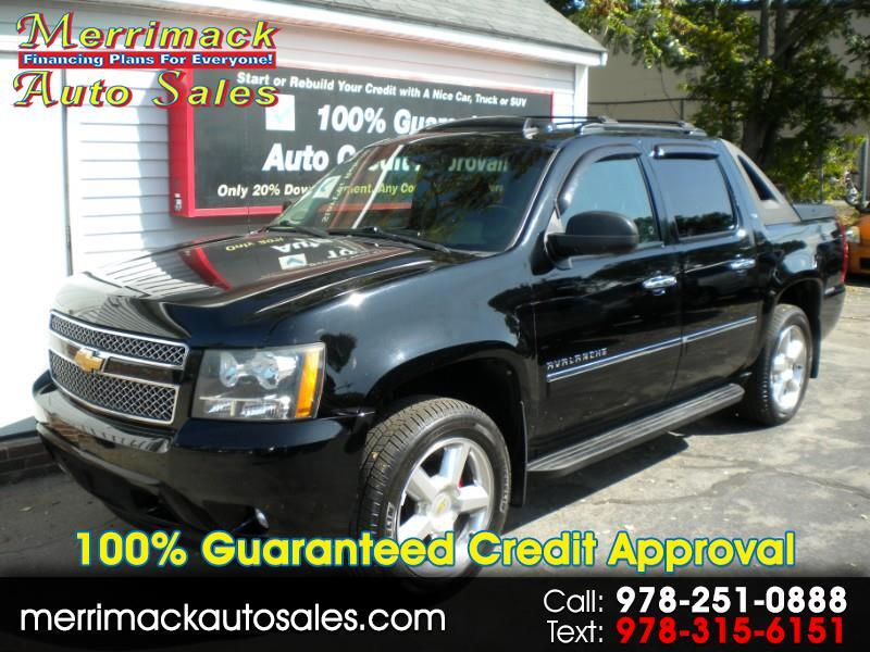 2010 Chevrolet Avalanche LEATHER 4WD