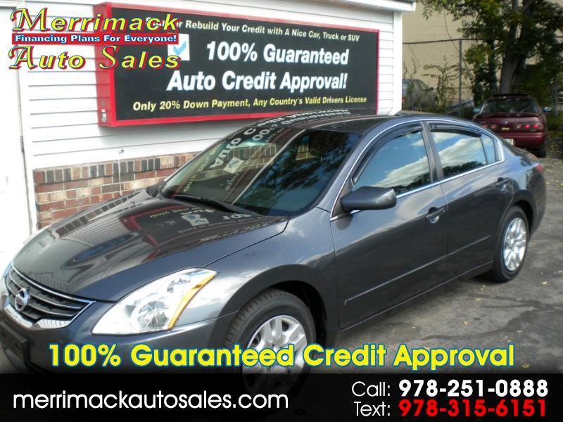 2012 Nissan Altima GAS SAVER